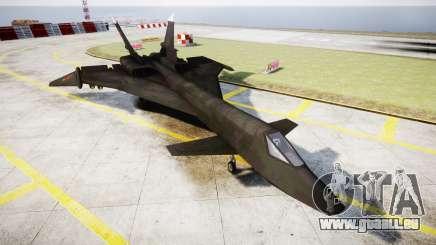 MiG-31 Renard De Feu pour GTA 4
