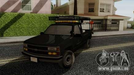 Chevrolet Silverado Military Utility Truck 1990 für GTA San Andreas