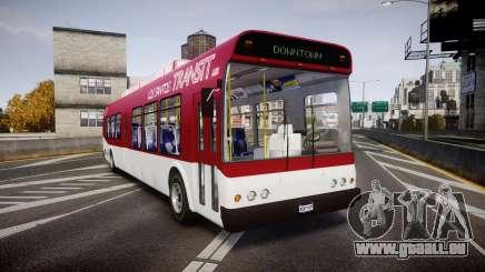 GTA V Brute Bus für GTA 4