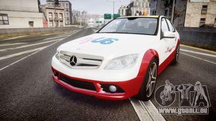 Mercedes-Benz C180 FlyUS pour GTA 4