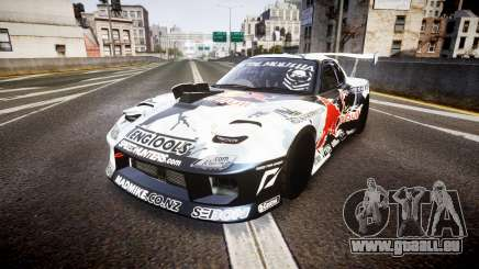 Mazda RX-7 Mad Mike Final Update one PJ für GTA 4