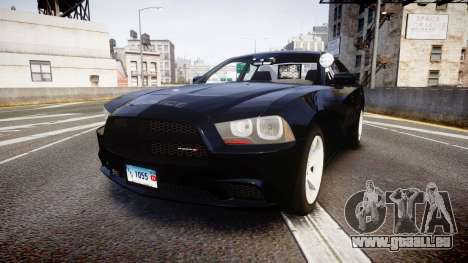 Dodge Charger LC Police Stealth [ELS] für GTA 4