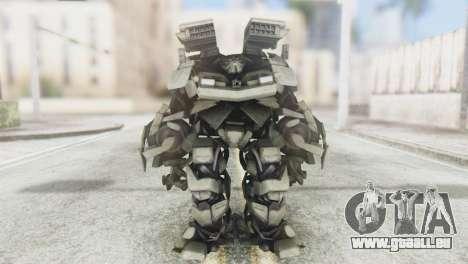 Des Titan Skin from Transformers pour GTA San Andreas deuxième écran