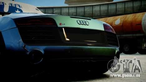 Audi R8 Spyder 2014 [EPM] für GTA 4 rechte Ansicht