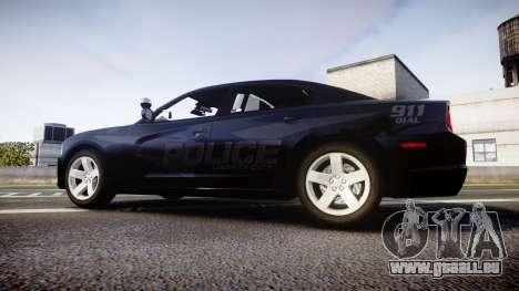 Dodge Charger LC Police Stealth [ELS] für GTA 4 linke Ansicht