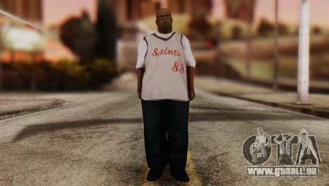 Big Smoke Skin 3 für GTA San Andreas zweiten Screenshot