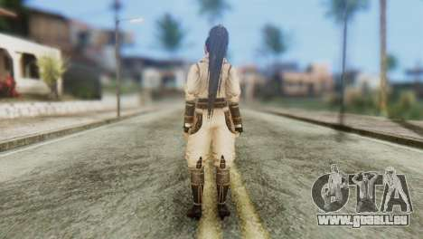 Dead Or Alive 5 Ultimate Momiji Costume 2 pour GTA San Andreas troisième écran