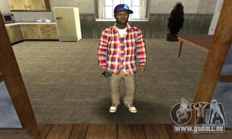 Ballas Cool Pack für GTA San Andreas achten Screenshot