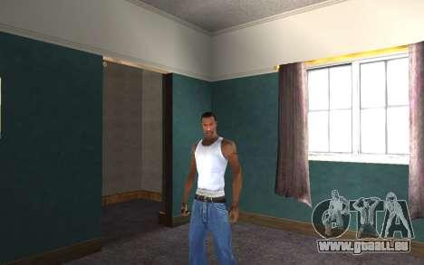 Combiné pour GTA San Andreas sixième écran