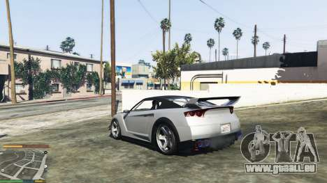 GTA 5 Carburant v0.8