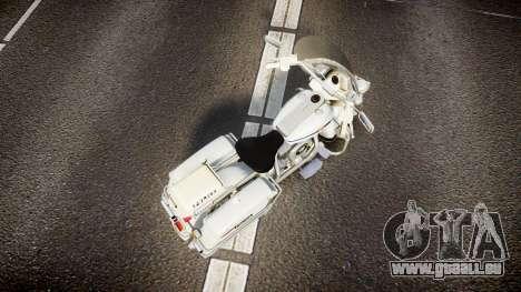 Harley-Davidson FLH 1200 SPVQ [ELS] pour GTA 4 est un droit