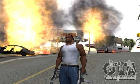 Perfect Weather and Effects for Low PC für GTA San Andreas