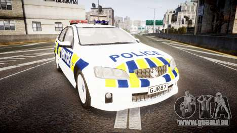 Holden VE Commodore SS Police HWP [ELS] für GTA 4