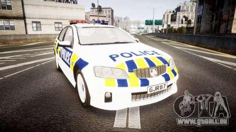Holden VE Commodore SS Police HWP [ELS] für GTA 4