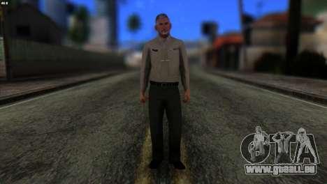 GTA 5 Skin 6 pour GTA San Andreas