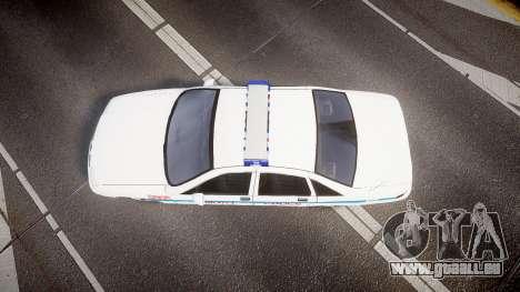 Chevrolet Caprice Liberty Police v2 [ELS] für GTA 4 rechte Ansicht