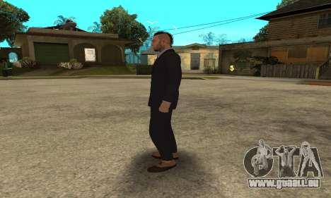 Mens Look [HD] pour GTA San Andreas sixième écran