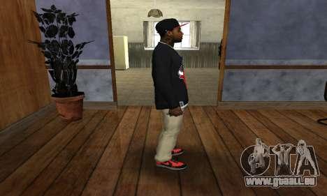 Ballas Cool Pack für GTA San Andreas her Screenshot