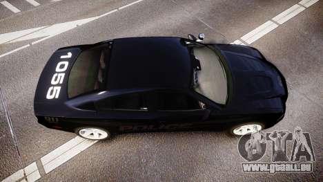 Dodge Charger LC Police Stealth [ELS] pour GTA 4 est un droit