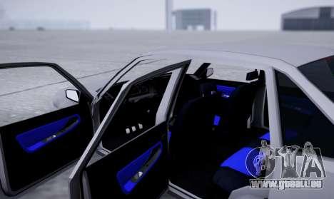 Daewoo Nexia 2006 für GTA San Andreas Innenansicht