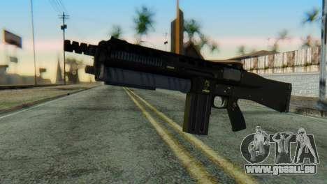 Assault Shotgun GTA 5 v1 für GTA San Andreas
