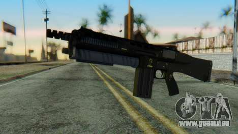 Assault Shotgun GTA 5 v1 pour GTA San Andreas