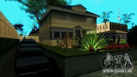 Party in Jefferson für GTA San Andreas zweiten Screenshot