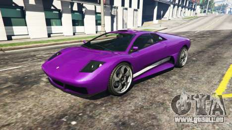 GTA 5 Super-speed-Auto