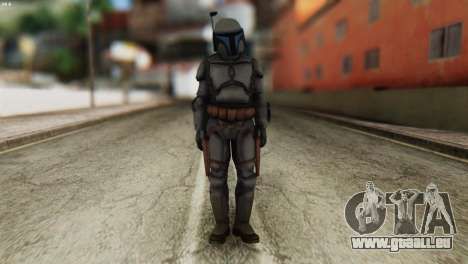 Star Wars Repulic Commando 2 Jango Fett pour GTA San Andreas