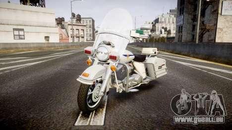 Harley-Davidson FLH 1200 SPVQ [ELS] pour GTA 4