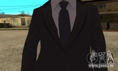 Mens Look [HD] pour GTA San Andreas deuxième écran