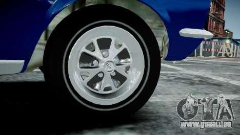 Ford Mustang 1967 für GTA 4 hinten links Ansicht