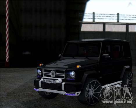 Brabus B65 Angry für GTA San Andreas