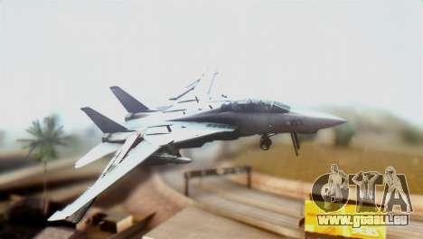 F-14D VF-2 Bounty Hunters für GTA San Andreas