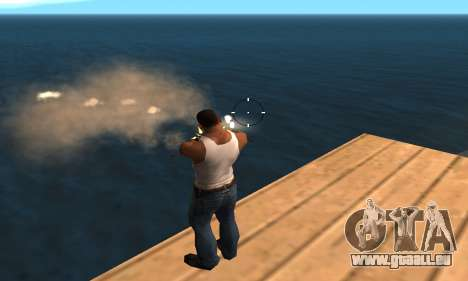 Perfect Weather and Effects for Low PC für GTA San Andreas achten Screenshot