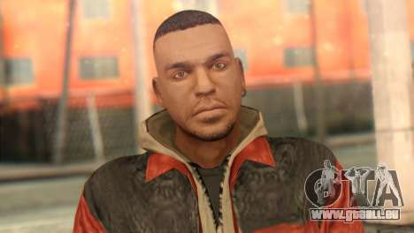 Luis Lopez Skin v3 pour GTA San Andreas troisième écran