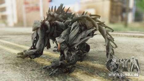 Hatchet Skin from Transformers für GTA San Andreas zweiten Screenshot