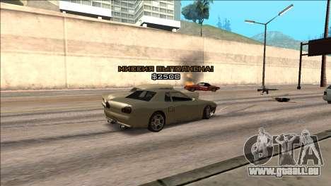 COP Plus für GTA San Andreas fünften Screenshot