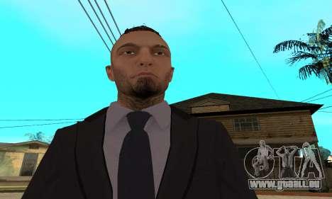 Mens Look [HD] pour GTA San Andreas