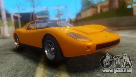 GTA 5 Pegassi Monroe für GTA San Andreas