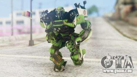Ratchet Skin from Transformers v2 für GTA San Andreas