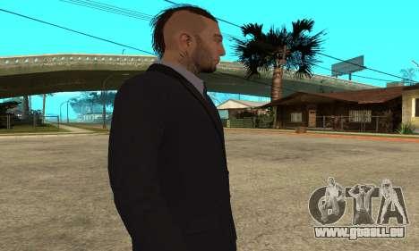 Mens Look [HD] pour GTA San Andreas cinquième écran
