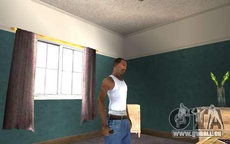 Combiné pour GTA San Andreas septième écran