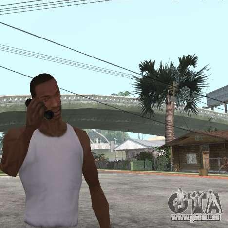 Combiné pour GTA San Andreas deuxième écran