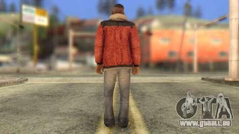 Luis Lopez Skin v3 pour GTA San Andreas deuxième écran