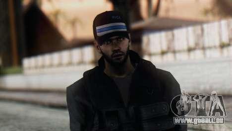 Desmadroso Skin v8 pour GTA San Andreas