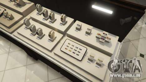 Le braquage d'une bijouterie de la v0.2 pour GTA 5