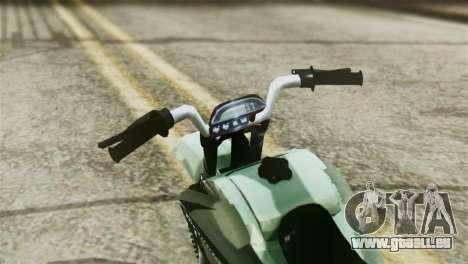 Honda Tornado für GTA San Andreas rechten Ansicht