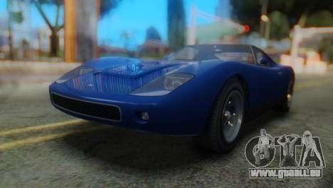 GTA 5 Pegassi Monroe IVF für GTA San Andreas