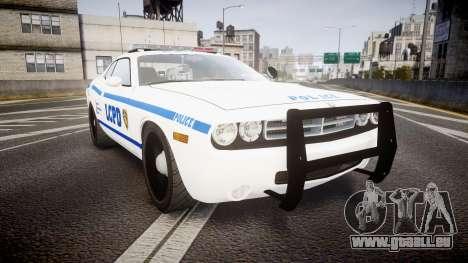 Dodge Challenger LCPD [ELS] pour GTA 4